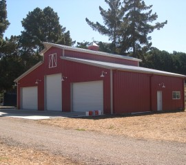 M C Builders Our Portfolio Of Quality Steel Buildings